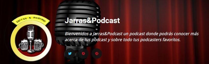 Jarra y podcast 08