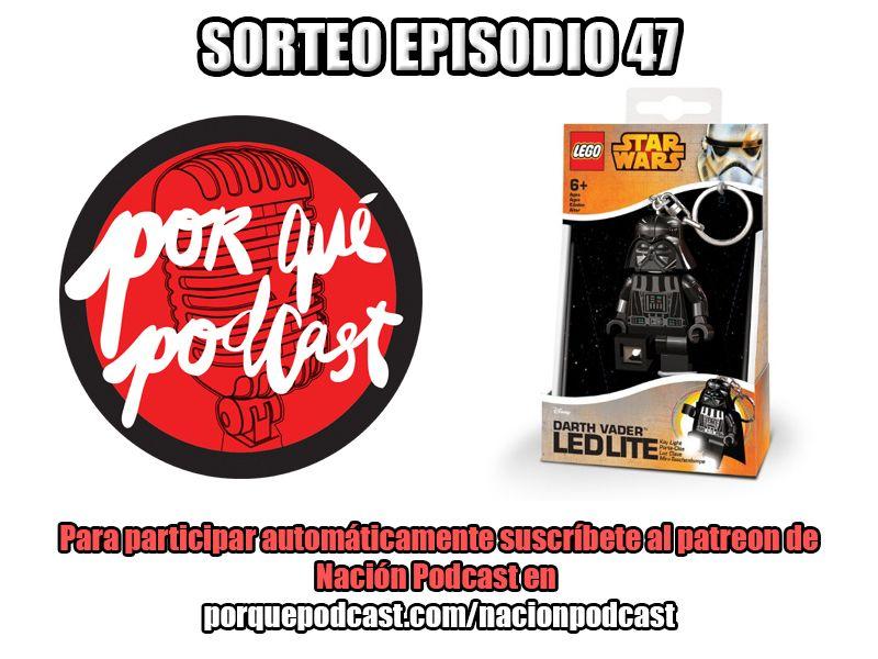 LEGO Darth Vader LED Lite
