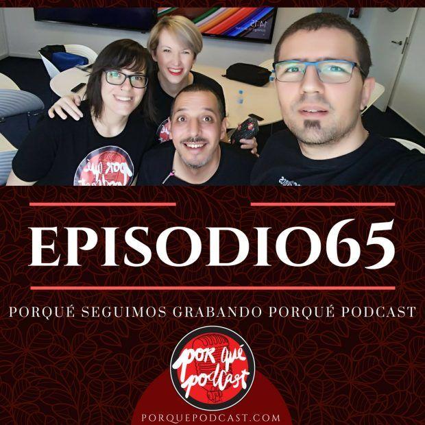 Porqué seguimos grabando Porqué Podcast